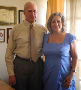 James and Pamela Hannley
