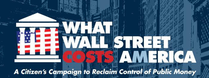 Wall Street Costs